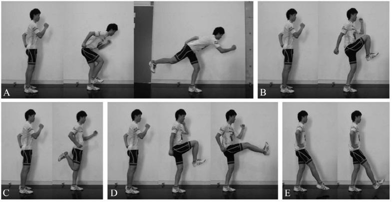 Dynamisch stretchen oefeningen