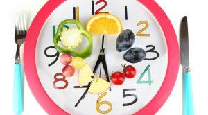hoeveel maaltijden per dag